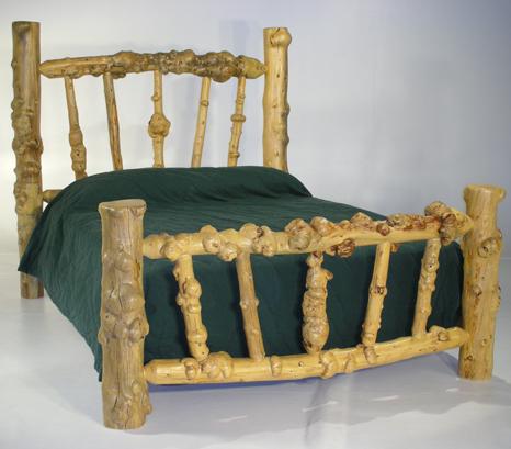 Log Furniture; Rustic Furniture, Bent Log Furniture, Rustic Furniture:Log  Bed, Aspen Furniture, Log Bedroom Furniture, Log Cabin Furniture, Log  Table, ...